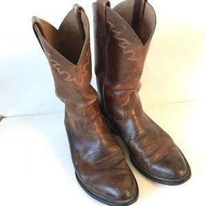 ARIAT Men's Sedona Western Leather  Boots